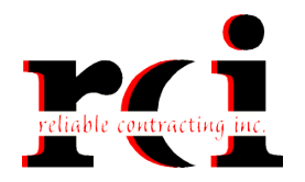 Reliable Contracting Inc